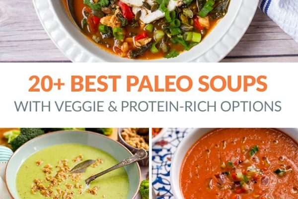 20+ Best Paleo Soup Recipes