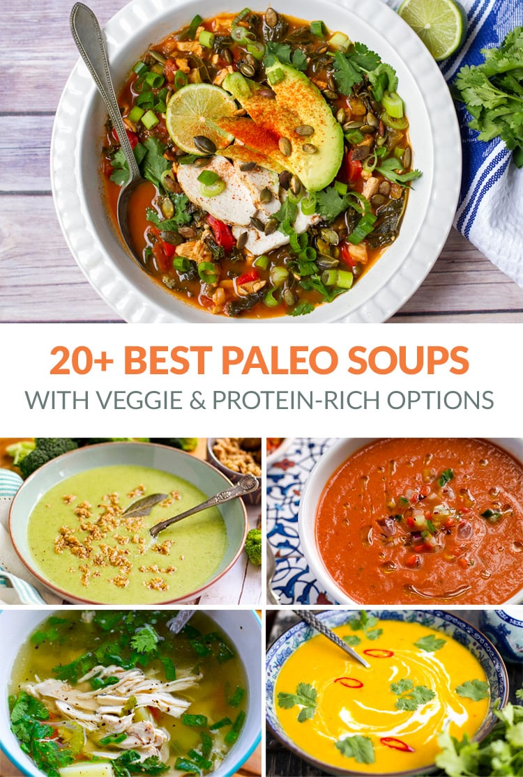 20+ Best Paleo Soup Recipes