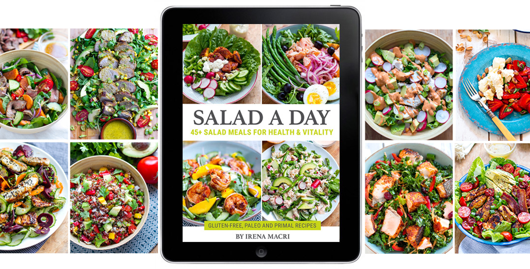 Salad A Day eBook
