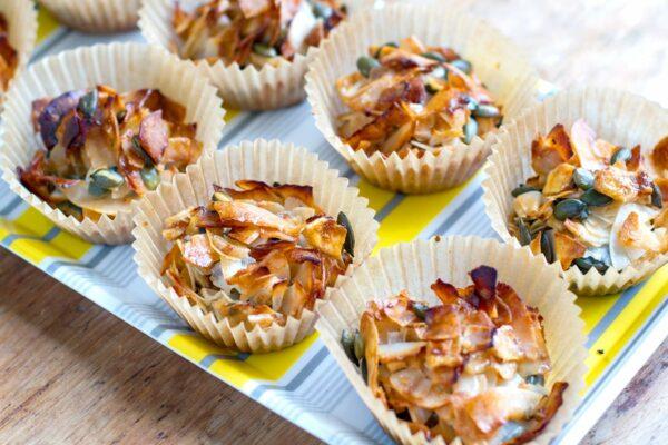 Coconut Honey Joys (Paleo, Nut-Free, Gluten-Free)