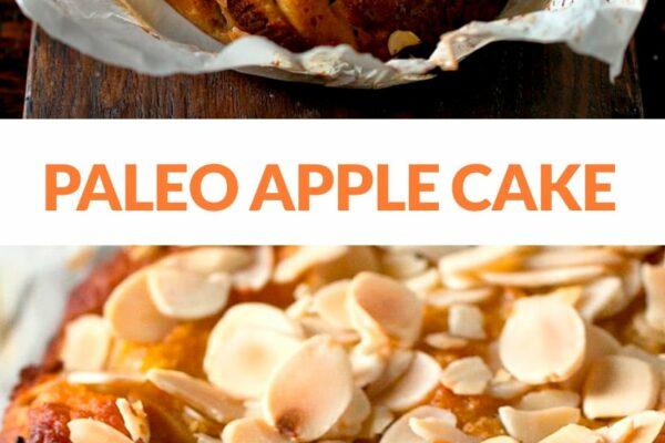Paleo Apple Cake Recipe