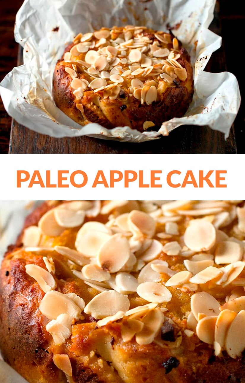 Paleo Apple Cake Recipe