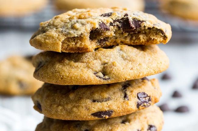 Cassava flour cookies