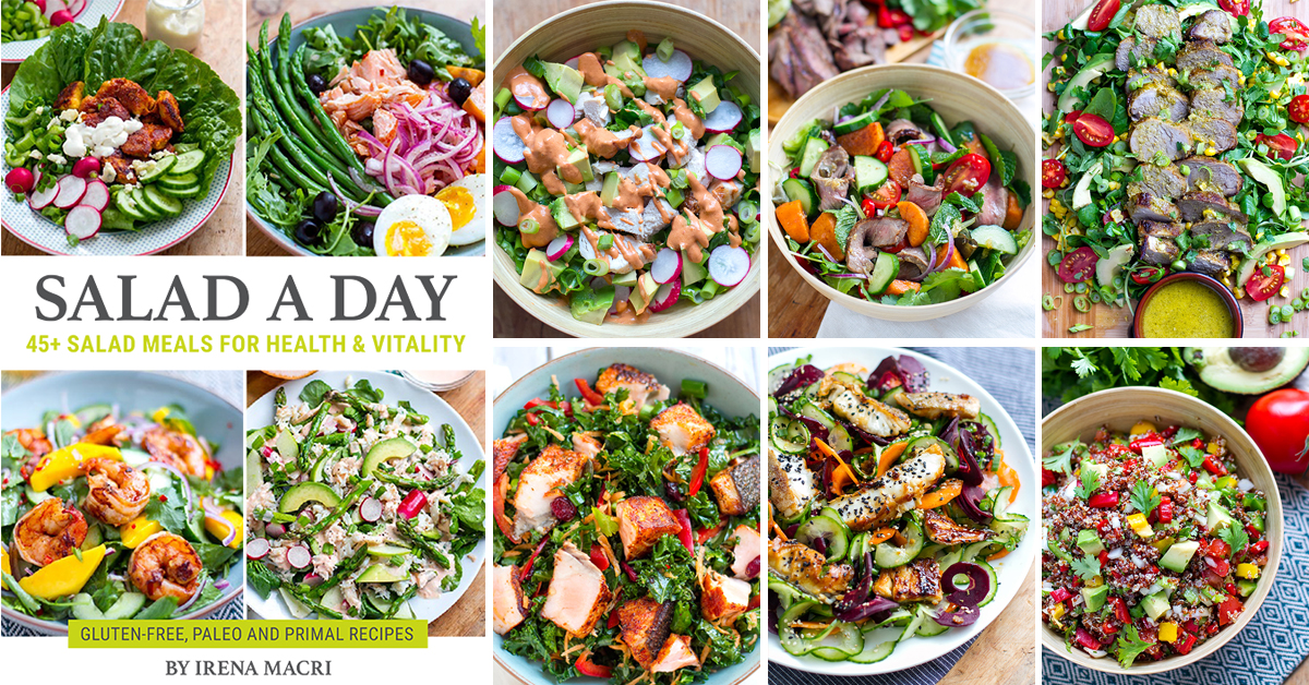 Salad A Day Banner