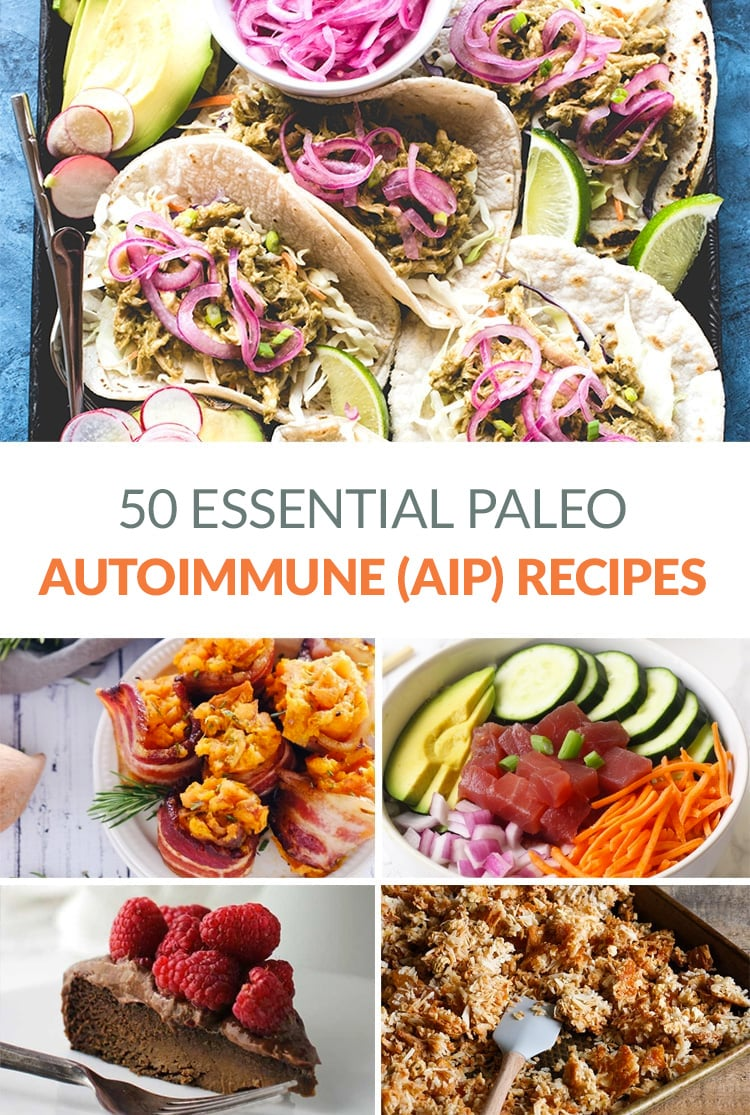 AIP recipes / Autoimmune Paleo Dishes
