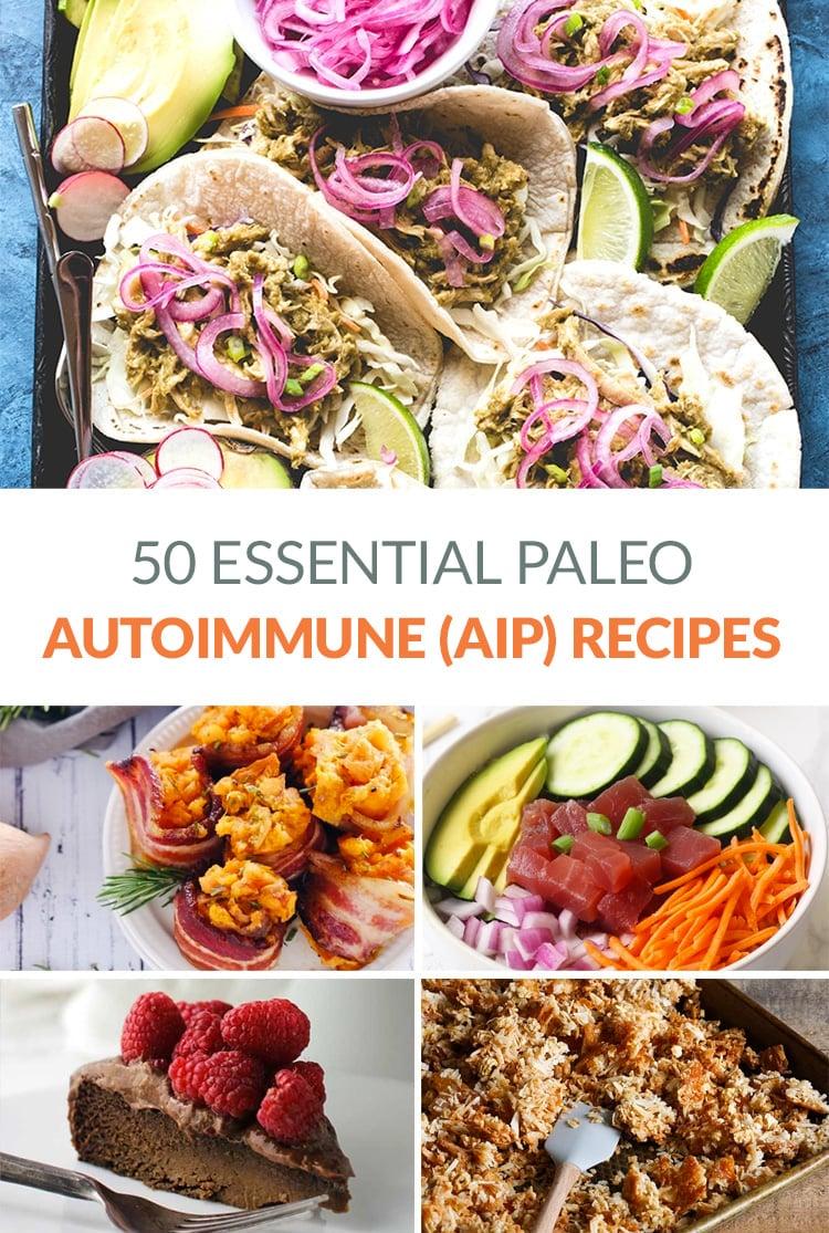 AIP recipes / Autoimmune Paleo Dishes