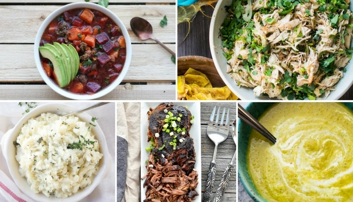 AIP Instant Pot & Slow Cooker recipes
