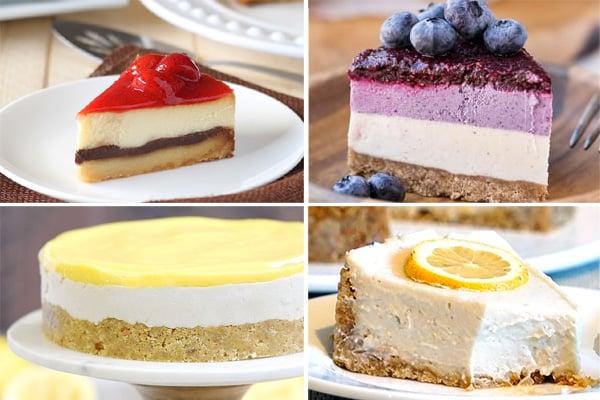 Best paleo cheesecake recipes