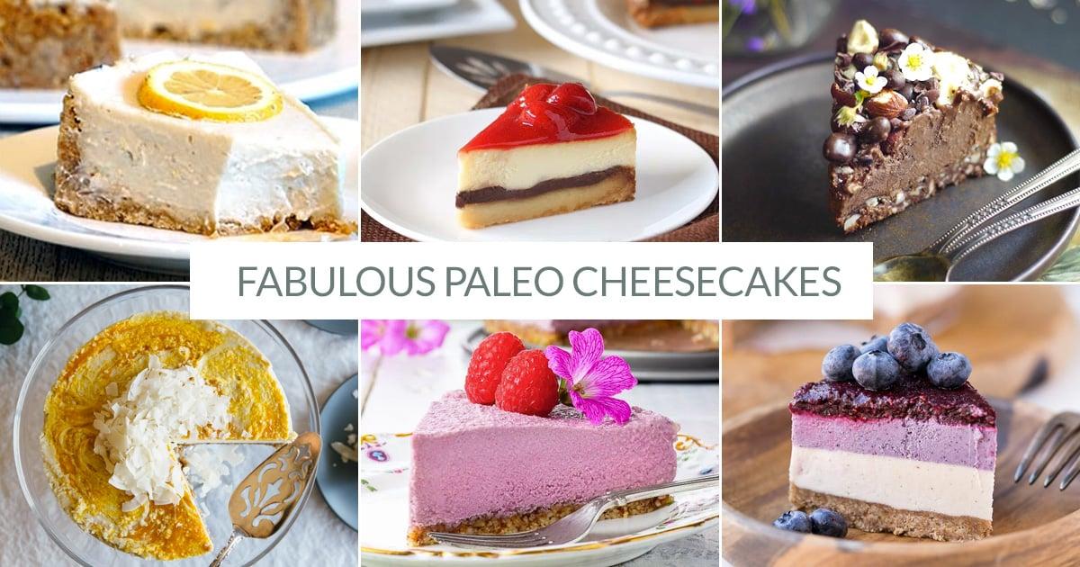 20 Fabulous Paleo Cheesecake Recipes Irena Macri Food