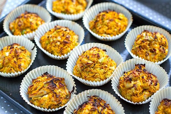 Paleo Sweet Potato Chicken Breakfast Muffins Aip Whole30 Nut Free