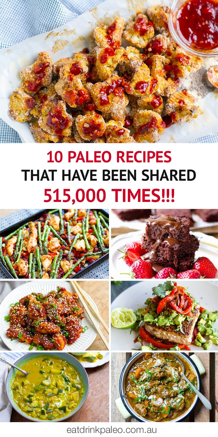 These 10 Paleo Recipes Have Been Shared 515,000 Times