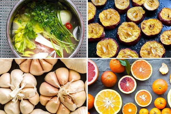 Best Foods For Flu & Cold