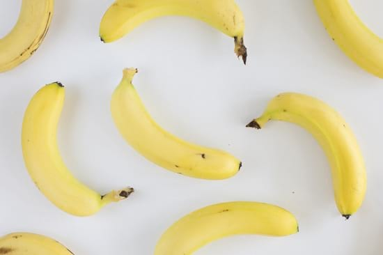 Best foods for cold and flu: bananas