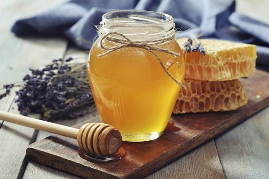honey for cold and flu