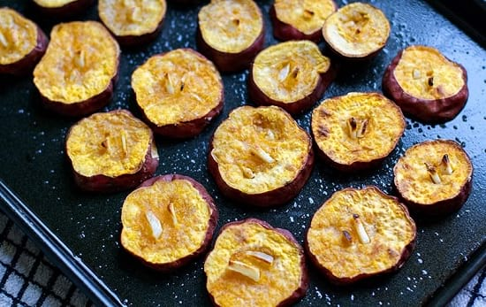 Sweet potato is a great food for colds and flu