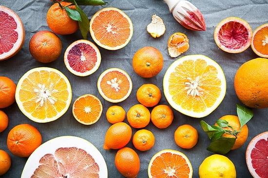 vitamin C foods for cold and flu