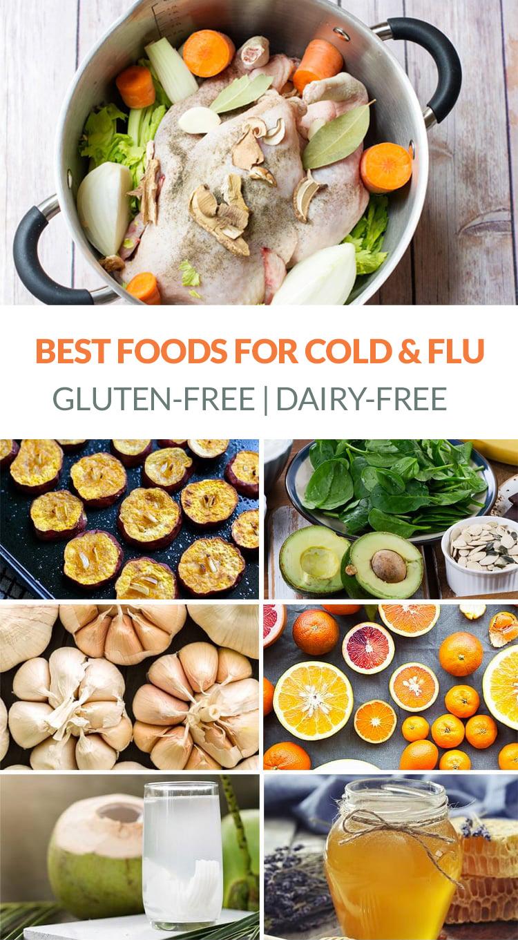 Best Paleo Foods For Cold & Flu