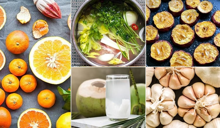 Best Foods For Cold & Flu