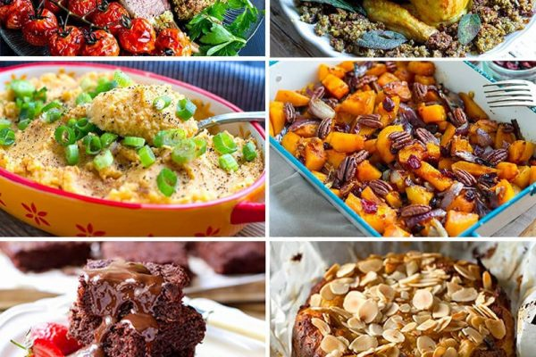 The Ultimate Paleo Thanksgiving Menu (also great for Christmas!)