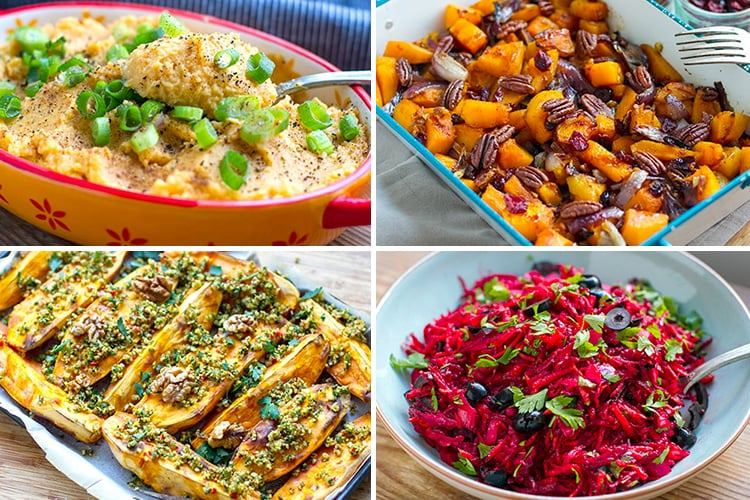 Paleo Thanksgiving Side Dishes