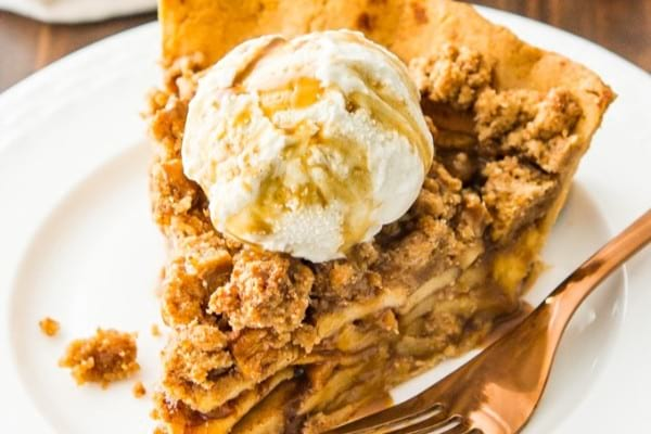 Paleo apple pie
