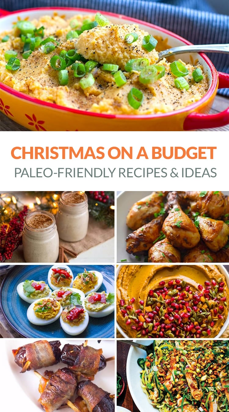 Paleo Christmas Dinner On A Budget