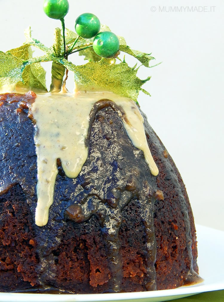 Paleo Christmas Pudding Recipe