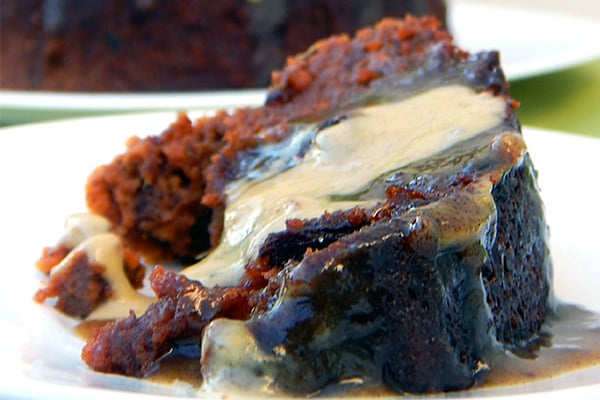 Paleo Christmas pudding