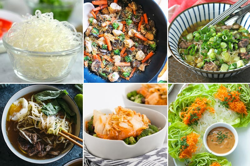 Kelp Noodles Recipes