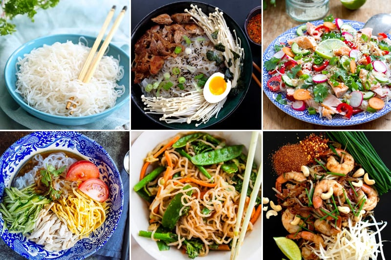 Paleo Shirataki Noodles Recipes