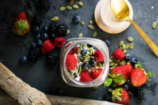Greek cashew yoghurt