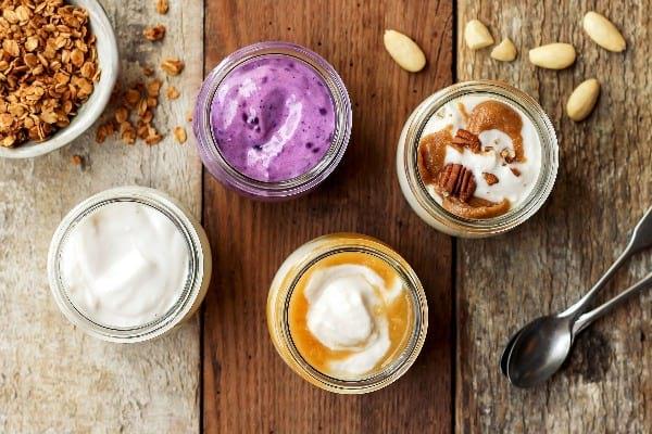 almond milk yoghurt dairy-free