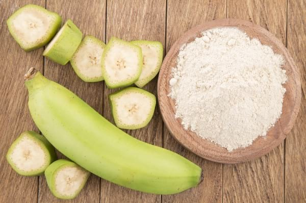 Green banana flour as a sustainable ingredient