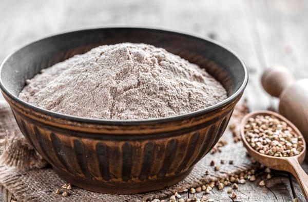 Buckwheat flour paleo?