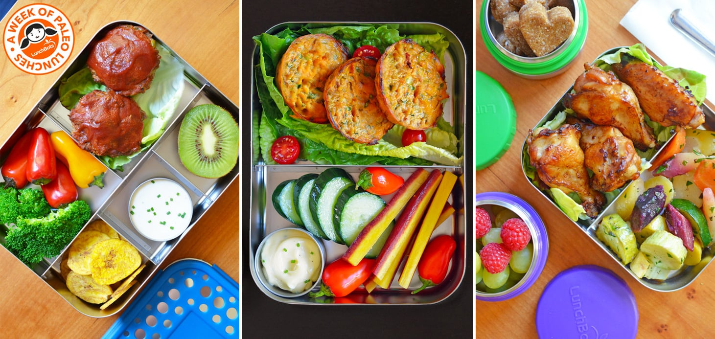 Paleo Lunch Boxes From Nom Nom Paleo