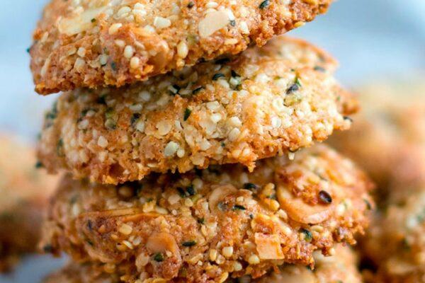 Paleo Anzac Cookies Recipe