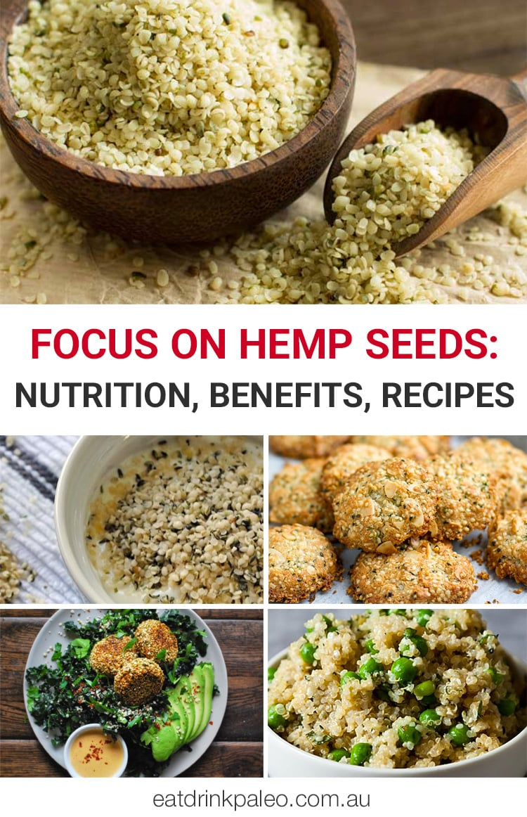 Focus on Hemp Seeds: Benefits, Nutrition, Recipes