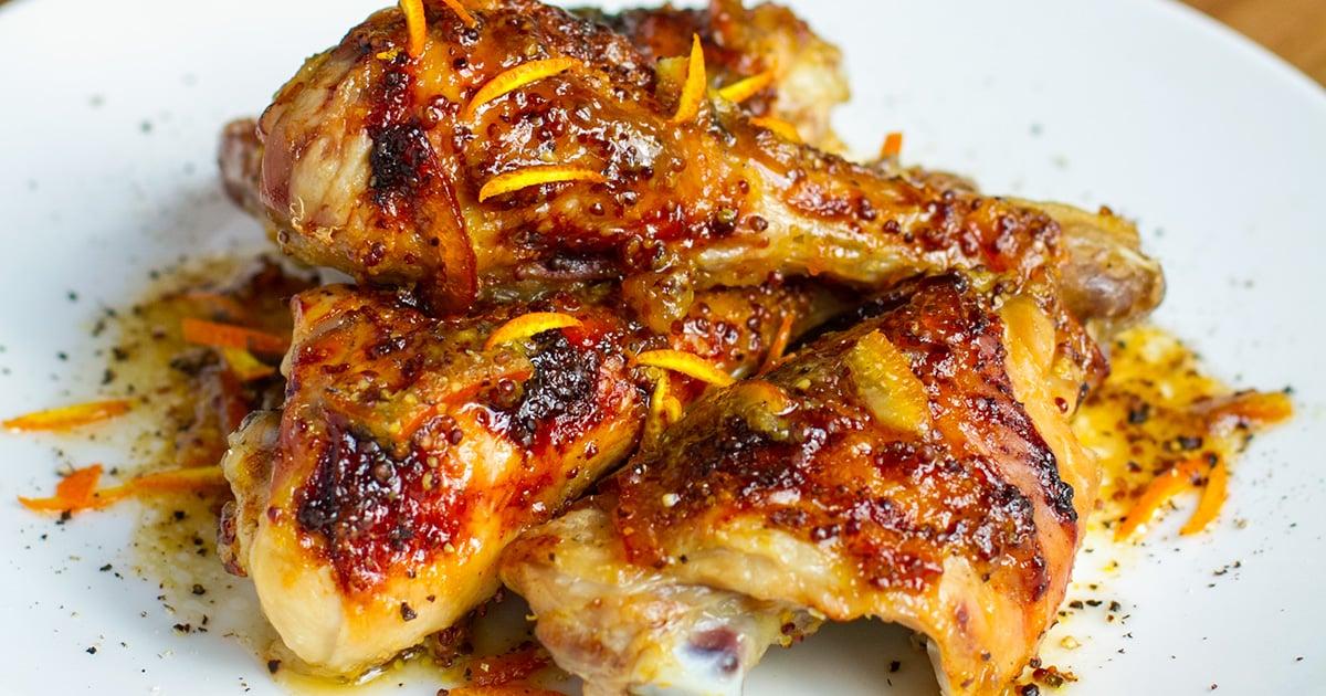 Orange Marmalade Chicken Irena Macri Food Fit For Life