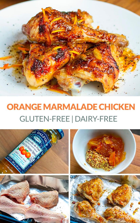 Orange Marmalade Chicken Irena Macri