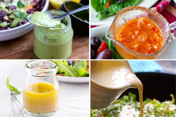 Paleo Salad Dressing Recipes