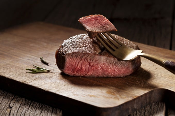 red meat nutrition