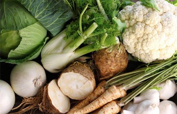 white-vegetables-nutrition