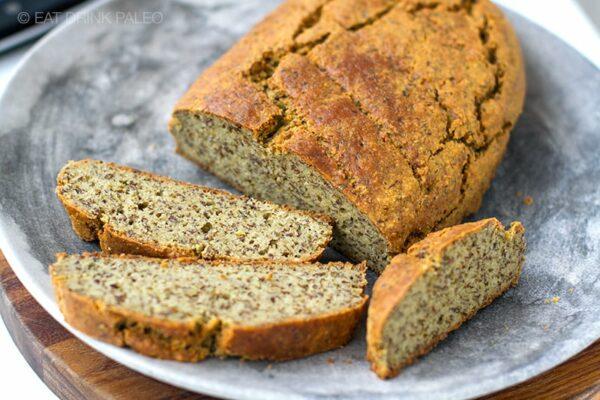 Savoury Paleo Bread Recipe