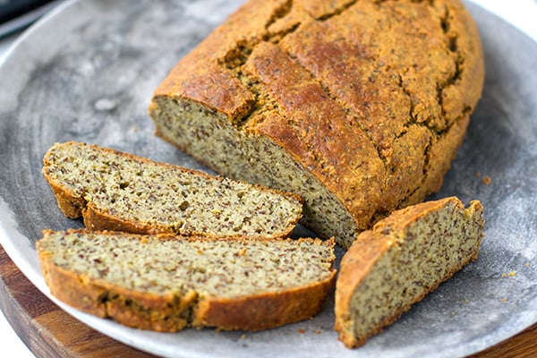 Savoury Paleo Bread Recipe