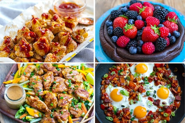 Most popular paleo recipes 2018
