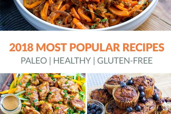 My Top 12 Most Paleo Recipes of 2018