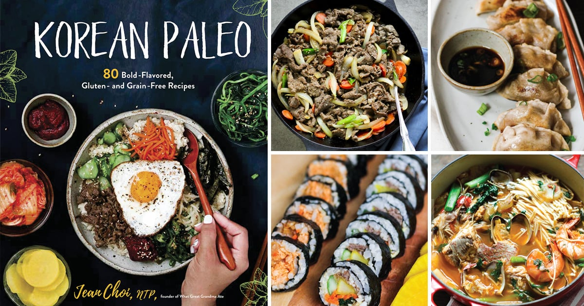 Korean Paleo Cookbook Review