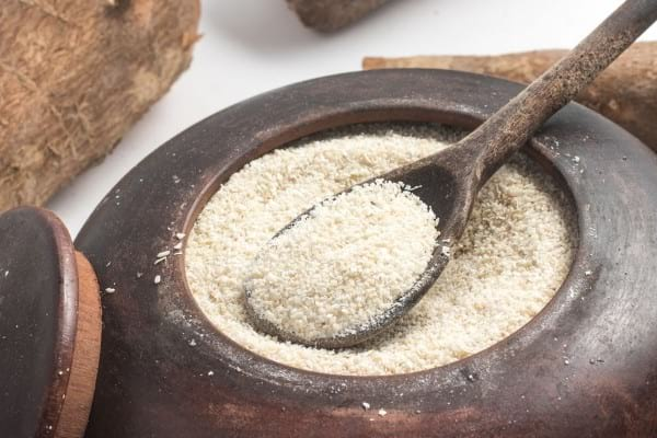 Paleo flour alternatives: coconut flour