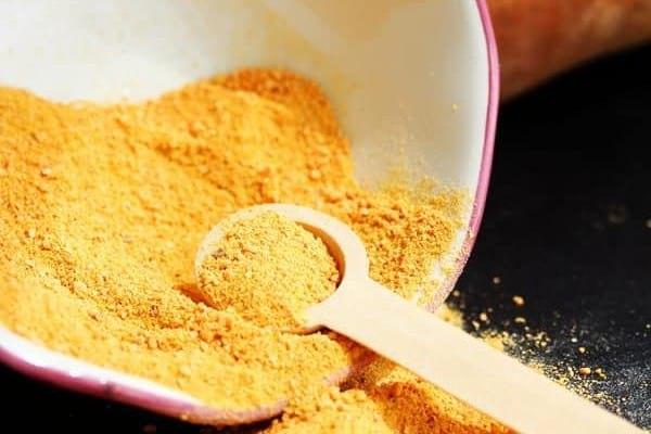 Paleo flours: sweet potato flour