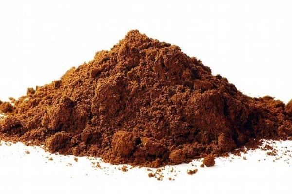 Paleo flours: coffee floura